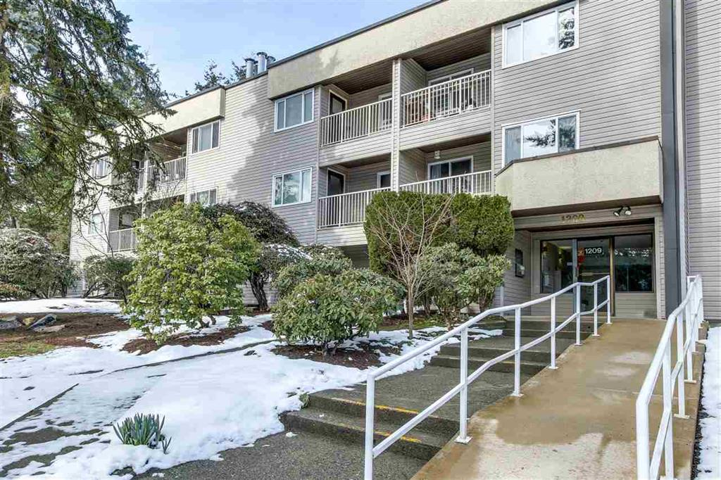 #306-1209 Howie Ave Coquitlam - Central Coquitlam Apartment/Condo for sale, 2 Bedrooms (R2144570) #1