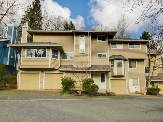 4 9000 ASH GROVE CRESCENT - Forest Hills BN Townhouse for sale, 3 Bedrooms (R2039276) #1
