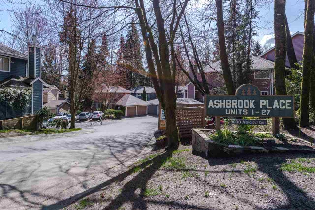 18 9000 ASH GROVE CRESCENT - Forest Hills BN Townhouse for sale, 3 Bedrooms (R2049685) #1