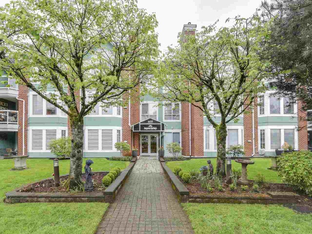 102 1655 AUGUSTA AVENUE - Simon Fraser Univer. Apartment/Condo for sale, 2 Bedrooms (R2165026) #1