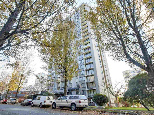 401 1330 HARWOOD STREET - West End VW Apartment/Condo for sale, 1 Bedroom (R2320793) #1