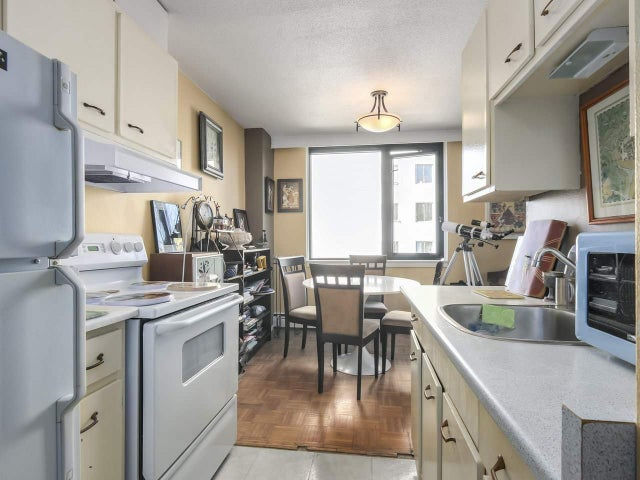 401 1330 HARWOOD STREET - West End VW Apartment/Condo for sale, 1 Bedroom (R2320793) #2