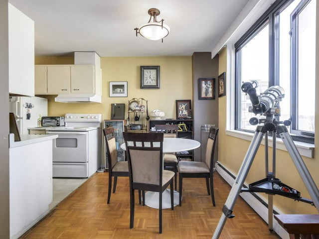 401 1330 HARWOOD STREET - West End VW Apartment/Condo for sale, 1 Bedroom (R2320793) #5