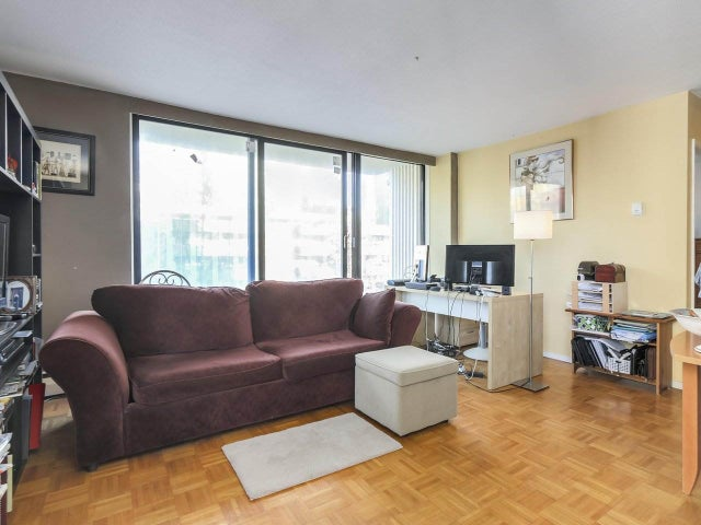 401 1330 HARWOOD STREET - West End VW Apartment/Condo for sale, 1 Bedroom (R2320793) #6