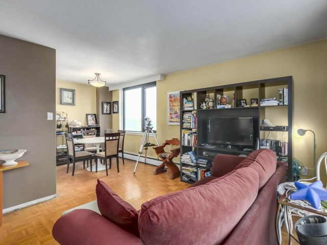 401 1330 HARWOOD STREET - West End VW Apartment/Condo for sale, 1 Bedroom (R2320793) #8